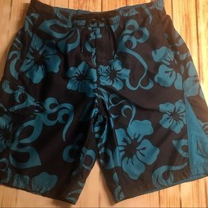 Speedo Men Size L, Trunks, Board Shorts, Surf Wear